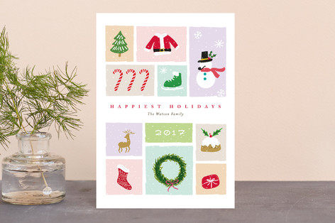 neve Holiday Petite Cards