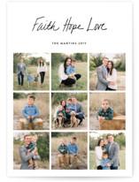 Faith Hope & Love by Basil Design Studio