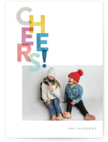 Colorful Cheers by Hooray Creative