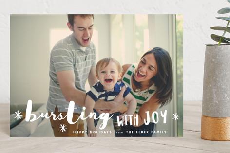 Bursting Holiday Petite Cards