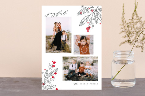 Flora Holiday Petite Cards