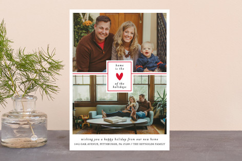 the heart of the holidays Holiday Petite Cards