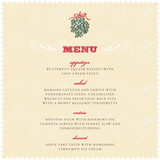 Naughty or Nice Holiday Party Menus