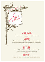 float + merry soiree Holiday Party Menus