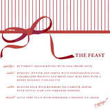 Feast Holiday Party Menus