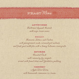 Yuletide Feast Holiday Party Menus