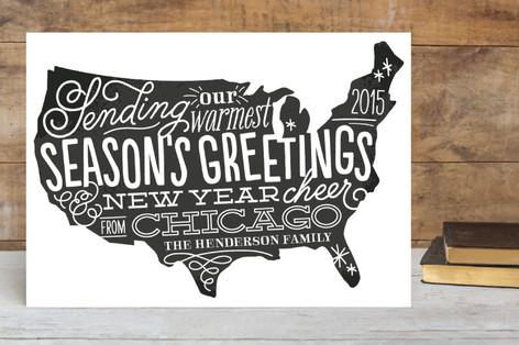 Stateside Holiday Cards