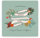 Magie de Noel Holiday Non-Photo Cards