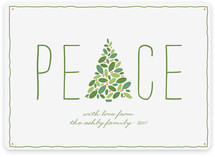 Arbor Peace Holiday Non-Photo Cards