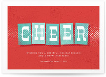 Swanky Holiday Holiday Non-Photo Cards