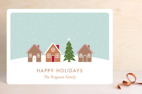 Home For Christmas Holiday Cards