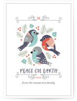 Perch Holiday Non-Photo Cards