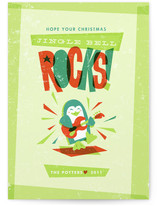 Jingle Bell Rocks Holiday Non-Photo Cards