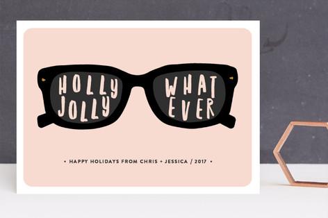Holly Jolly Holiday Cards