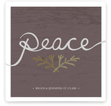 Peace Holiday Non-Photo Cards