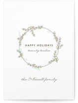 Festoon Holiday Non-Photo Cards
