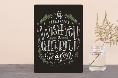 Cheerful Holiday Cards
