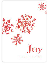 Copenhagen Joy Holiday Non-Photo Cards