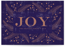 Winters Joy by Angela Thompson