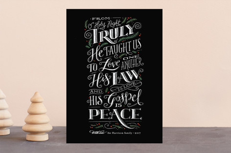 Gospel of Peace Holiday Cards