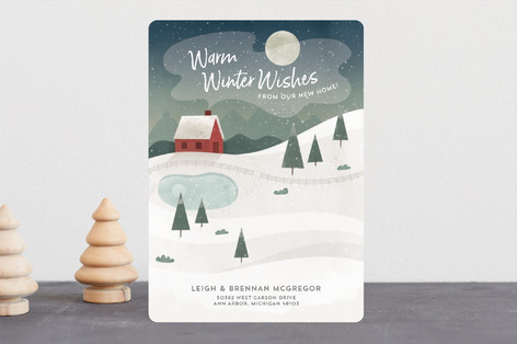Home Sweet Home Holiday Cards