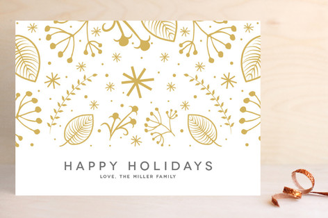 Holiday Love Holiday Cards