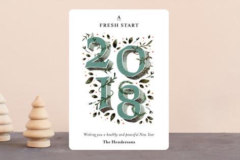 Fresh Cut Holiday Cards