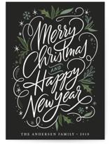 Script Merry Christmas by Jamie Schultz Designs