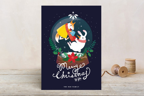 You are my joy Holiday Cards