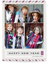 Welcome 2013 New Year's Photo Cards
