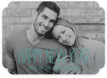 Happiest Homestyle New Year's Photo Cards