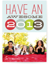 Ring in 2013 New Year's Photo Cards