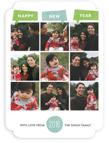 Year of Photos New Year's Photo Cards