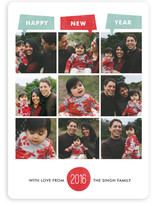 Year of Photos New Year&#039;s Photo Cards