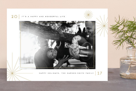 A New Kind of Happy New Year Photo Cards