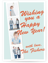 Photo Booth New Year's Photo Cards