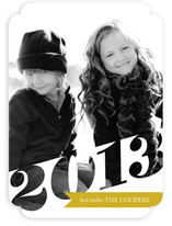 Big 2013 New Year's Photo Cards
