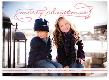 Gallery Classic New Year's Photo Cards