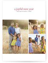a joyful new year by Loren Willis