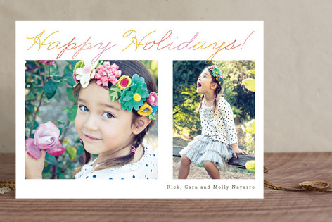 Dominica New Year Photo Cards