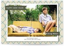 New Year Polaroid New Year&#039;s Photo Cards