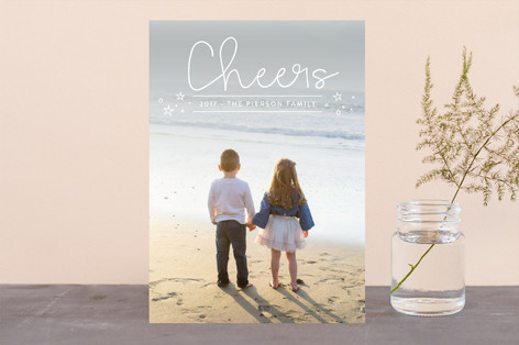 a dash of fun New Year Photo Cards
