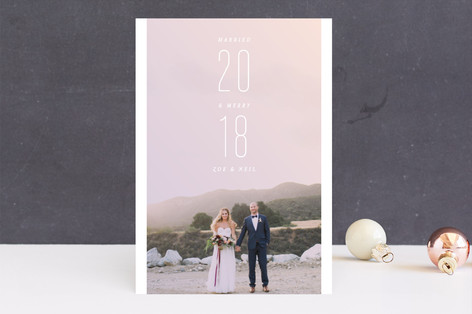 Best year New Year Photo Cards