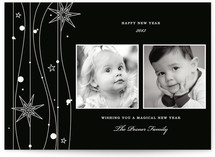 Twilight Stars New Year&#039;s Photo Cards