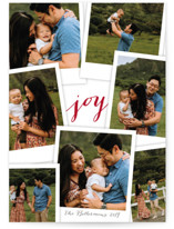 Simple Snapshots New Year Photo Cards