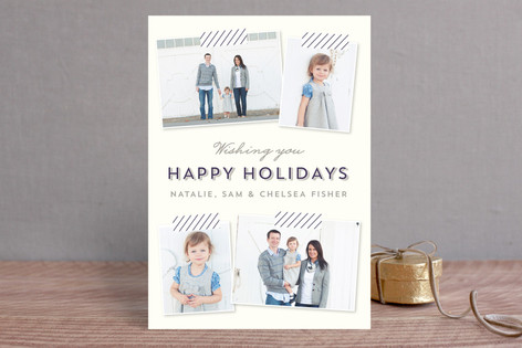 Picture Perfect Holiday New Year Photo Cards