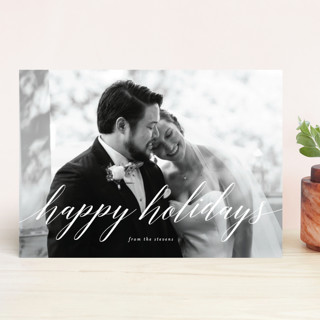 Wonder New Year Photo Cards