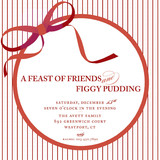 Feast Holiday Party Invitations