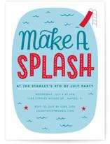 Make A splash by Kay Wolfersperger