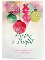 Merry and Bright Baubles
